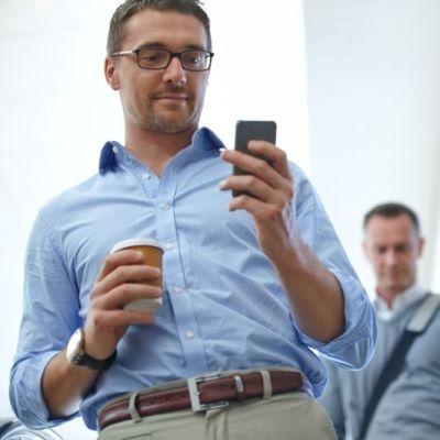 Steuerung mobiler Geräte mit Apps auf Android und iOS, iPhone